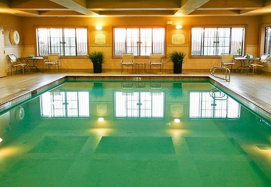 Hesperia, Kalifornien: Indoor Pool