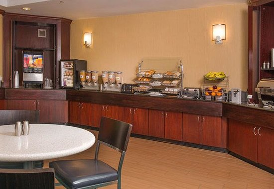 SpringHill Suites Richmond Virginia Center: Breakfast Buffet