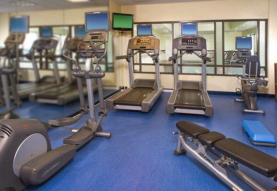 SpringHill Suites Richmond Virginia Center: Fitness Center