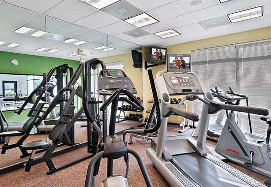 SpringHill Suites Detroit Southfield: Fitness Center