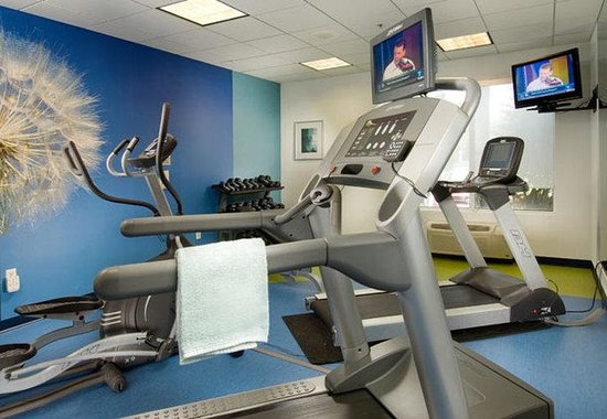 SpringHill Suites Miami Airport South: Fitness Center