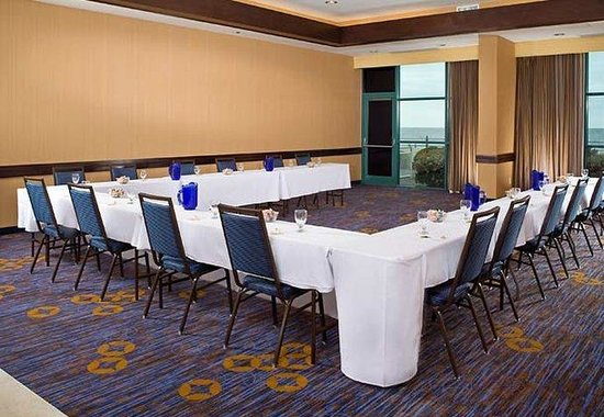 Courtyard by Marriott Virginia Beach Oceanfront / South: Princess Anne Meeting Room