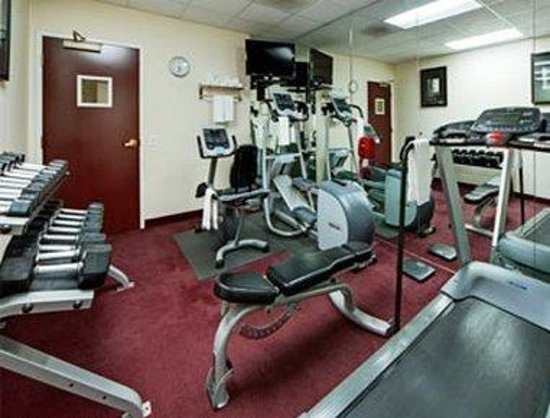 College Station, TX: Fitness Room