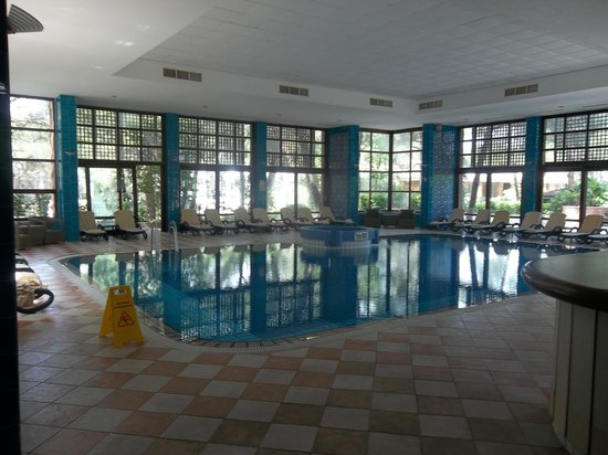 Renaissance Antalya Beach Resort & Spa: Indoor Pool