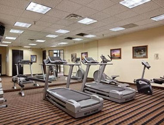 Englewood, CO: Fitness Room