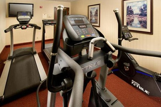 Drury Inn & Suites Columbus Convention Center: Fitness Center