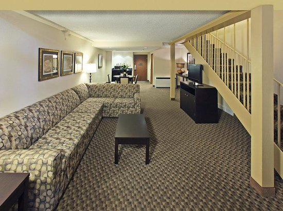 Holiday Inn Little Rock / Airport / Conference Center: Suite