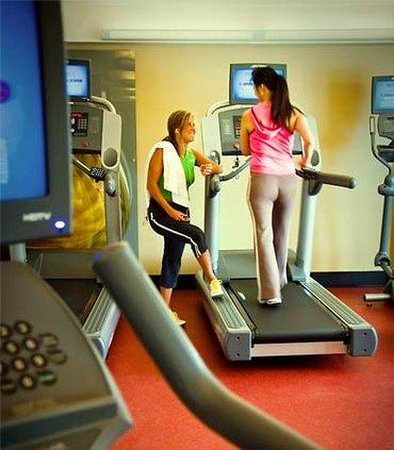 Courtyard by Marriott Chevy Chase: Fitness Center