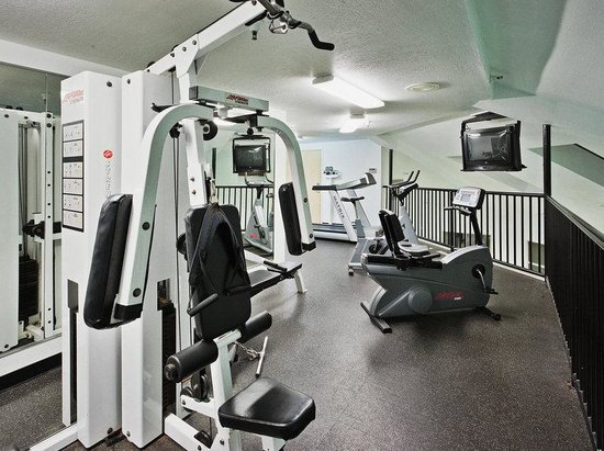 Morgan Hill, CA: Fitness Center