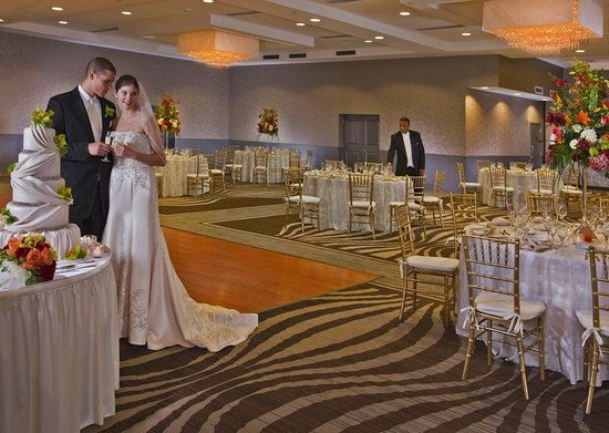 Crowne Plaza, Suffern: Ballroom