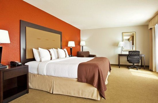 Holiday Inn & Suites Airport: adj room of hospitality suite