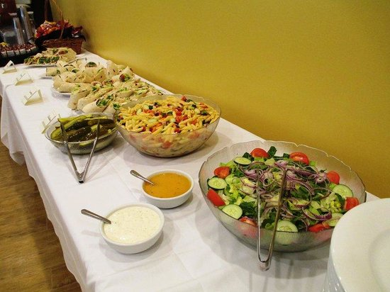 Holiday Inn Fort Myers Downtown Historic : Catering Menu Items