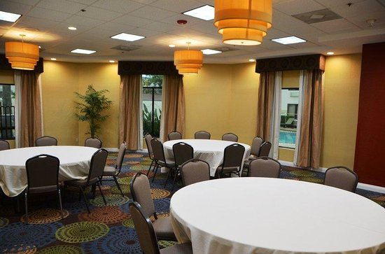 Holiday Inn Fort Myers Downtown Historic : Smaller Banquet Room