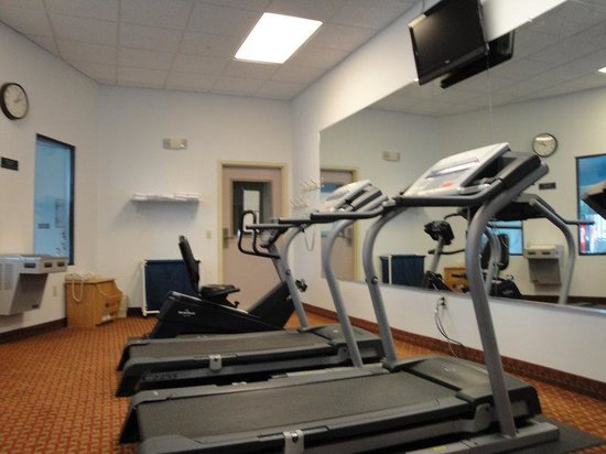 Pocomoke City, MD: Stay fit and active during your stay with us!