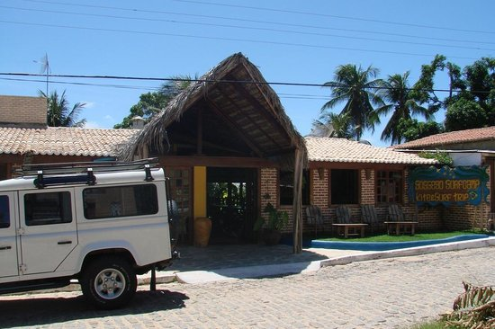 Sossego Surf Camp Pousada
