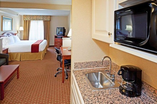 Holiday Inn Express Meadowlands: Suite