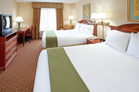 Holiday Inn Express Meadowlands: Queen Bed Guest Room