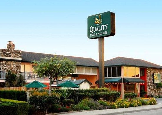 Quality Inn & Suites Silicon Valley: Exterior