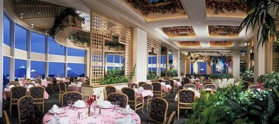 Moody Gardens Hotel Spa & Convention Center: Terrace Restaurant