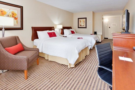 Crowne Plaza Hotel Reading: Double Bed Guest Room