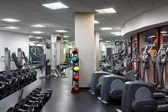 The Westin Bonaventure Hotel & Suites: Fitness Center
