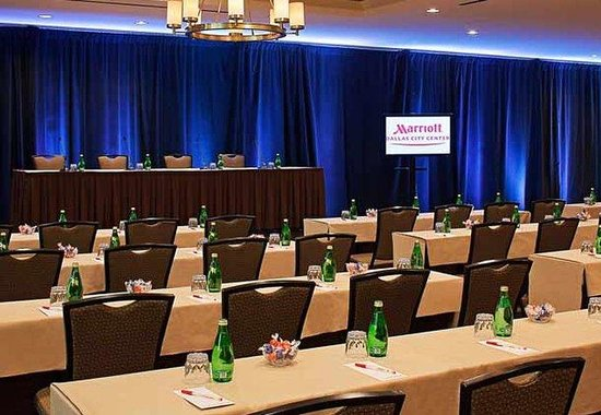 Dallas Marriott City Center: Cambridge Meeting Room