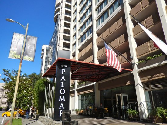 Great Amenities Picture Of Hotel Palomar Los Angeles
