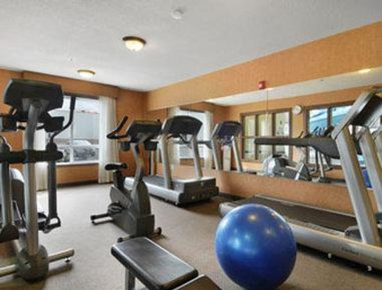 Strathmore, Kanada: Fitness Center