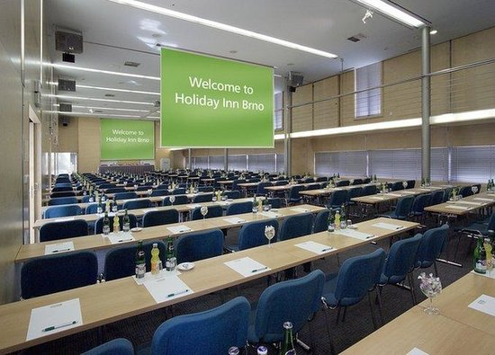 Holiday Inn Brno: Conference Room