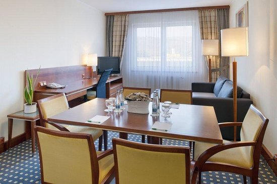 Holiday Inn Brno: Boardroom