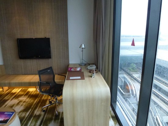 Crowne Plaza Changi Airport Hotel: Club King room