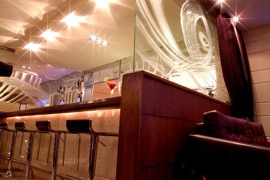 Maynooth, Ireland: bar/Lounge