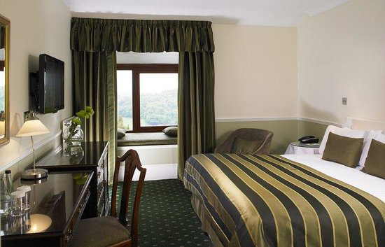 Monkton Combe, UK: Combe Garden Lodge Standard Room