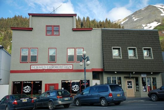 Photo of Sauerdough Lodging Seward