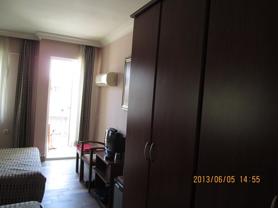 Room photo 1 from hotel Otel Laodikya