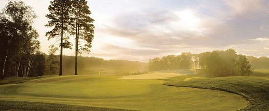 Nisswa, Миннесота: Deacon's Lodge Championship Golf Course