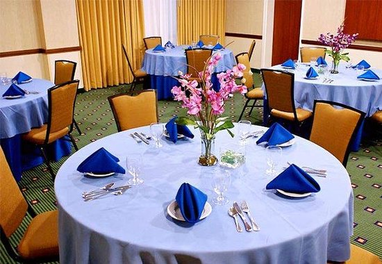 ‪‪Courtyard by Marriott Miami at Dolphin Mall‬: Meeting Room – Banquet Style‬