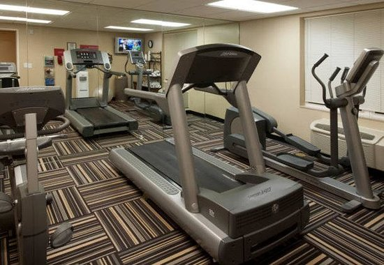 TownePlace Suites by Marriott Jacksonville: Fitness Center