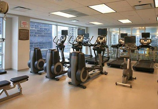 Residence Inn Chicago Downtown / River North: Fitness Center