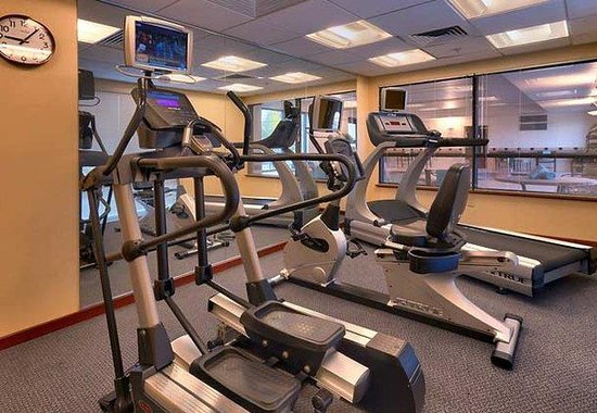 Lehi, UT: Fitness Center