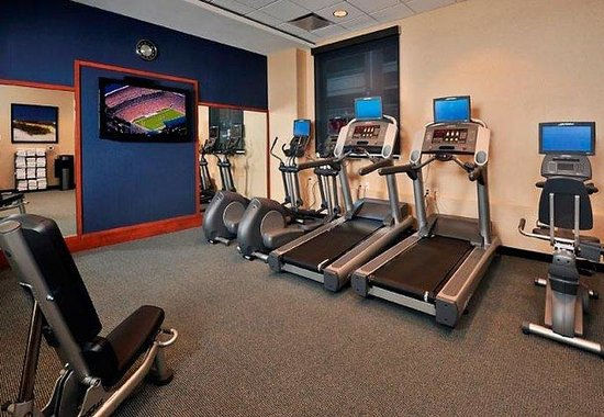 Residence Inn National Harbor Washington, DC: Fitness Center