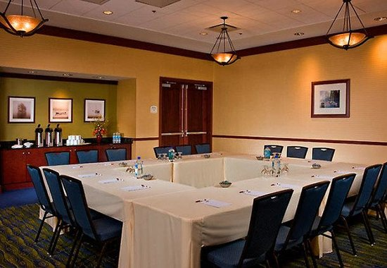 Residence Inn National Harbor Washington, DC: Meeting Room