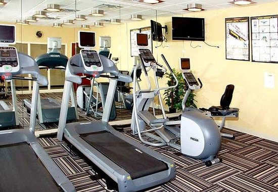 West Des Moines, IA: Fitness Center