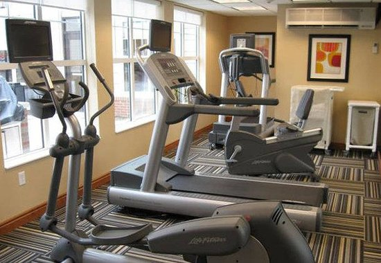 Moline, IL: Fitness Center