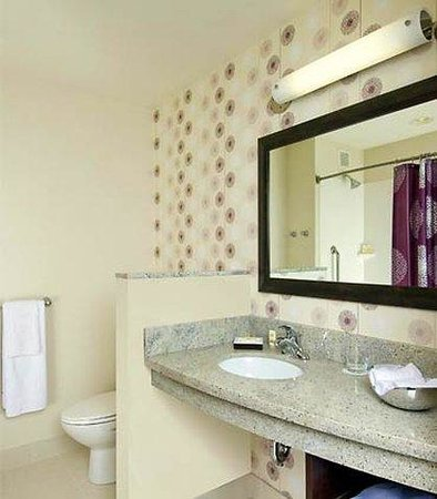 Courtyard by Marriott Portland City Center: Guest Bathroom