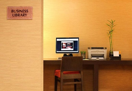 Courtyard by Marriott Portland City Center: Business Library
