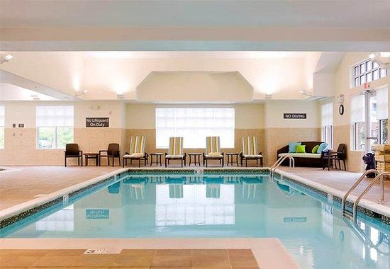 Residence Inn by Marriott Franklin Cool Springs: Indoor Pool