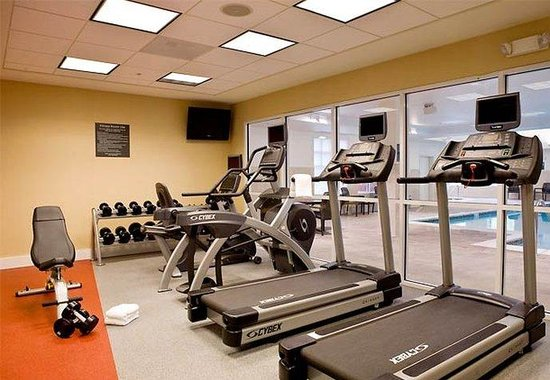 Residence Inn by Marriott Franklin Cool Springs: Fitness Center