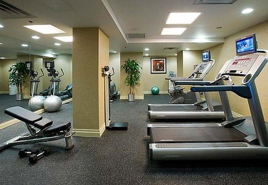 Fairfield Inn & Suites by Marriott New York Manhattan / Times Square: Fitness Center
