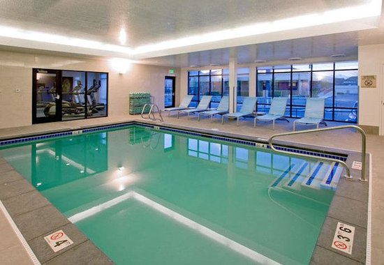 Provo, UT: Indoor Pool